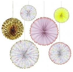 Meri meri - rozety kwiaty