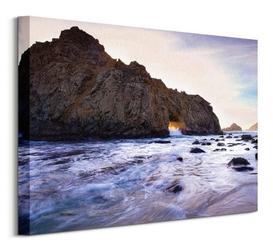 Pfeiffer beach - obraz na płótnie