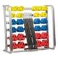 Stojak na zestawy body pump duży - apus sports