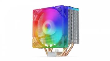 Silentiumpc chłodzenie procesora - fera 3 evo argb
