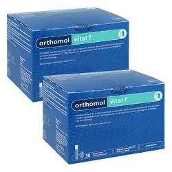 Orthomol vital f ampułka + kapsułka zestaw zestaw