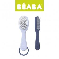 Beaba szczoteczka do włosów i grzebień mineral opakowanie zbiorcze 6 szt.