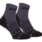 Skarpety inov-8 race elite pro sock. dwupak. czarne