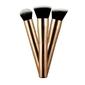 Makeup revolution ultra metals go zestaw pędzli do konturowania twarzy 1op.-3szt