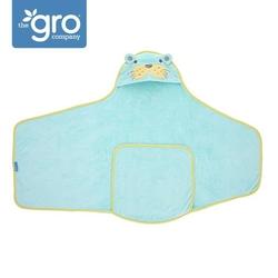 Otulacz - ręcznik groswaddledry gro company - sam the sea lion0-6m-cy