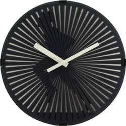 Zegar ścienny z efektem ruchu running man nextime 30 cm 3220