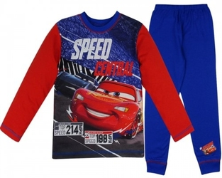 Piżama auta cars  speed centrall