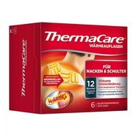 Thermacare przeciwbólowe rozgrzewające plastry na kark