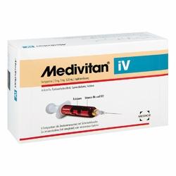Medivitan iV strzykawki dwukomorowe