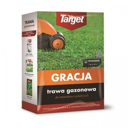 Gracja – trawa gazonowa – 1 kg target