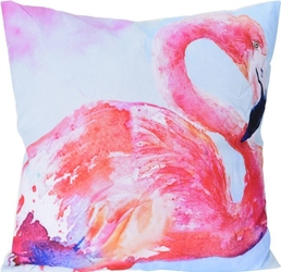 INTERIOR SPACE :: Poduszka Pink Flamingo 45 x 45 cm