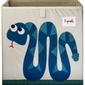 Pudełko na zabawki - wąż