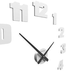 Zegar ścienny raffaello calleadesign terakota 10-308-24