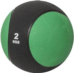 2 kg piłka lekarska treningowa slam ball gorilla sports
