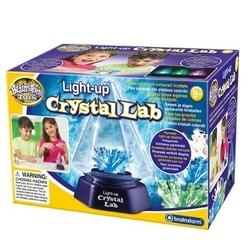 Crystal lab laboratorium kryształów lampka