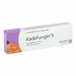 Kadefungin 3 Vaginaltabl.