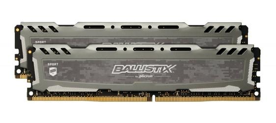 Ballistix Pamięć DDR4 Sport LT 32GB216 GB3000 CL16 DR x8