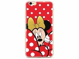 Etui z nadrukiem Disney Minnie 015 Apple iPhone X