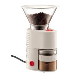 Elektryczny młynek do kawy ecru bistro bodum