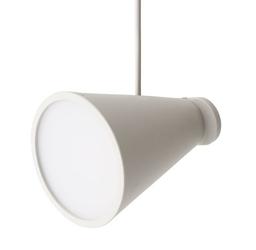 Lampa Bollard popiół