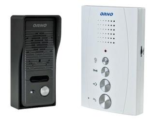 Domofon orno or-dom-re-914w biały - szybka dostawa lub możliwość odbioru w 39 miastach