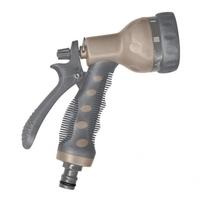 Pistolet zraszacz ogrodowy – 7 trybów – beżowy – jardibric