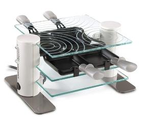 Grill elektryczny raclette lagrange 009404