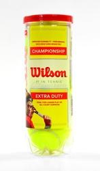 Piłki Do Tenisa Ziemnego WILSON CHAMP XD TBALL - 3 szt.