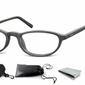 Okulary oprawki zerówki na korekcję wąskie szybkie sunoptic cp131