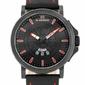 Męski zegarek NAVIFORCE - NF9125 zn068b - blackred