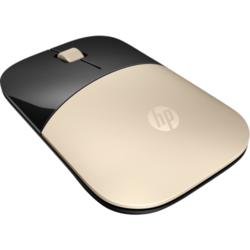 Mysz bezprzewodowa HP Z3700, złota