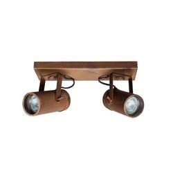 Dutchbone :: Spot light SCOPE-2 - rdzawy - brązowy
