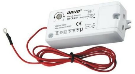 Włącznik-wyłącznik dotykowy orno or-cr-245 indukcja do led - szybka dostawa lub możliwość odbioru w 39 miastach