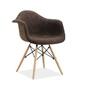 Krzesło bono brązowe
