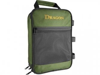 Torba na akcesoria i przypony z wieszakiem na reling dragon
