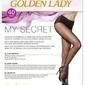 Golden lady my secret 40 den rajstopy