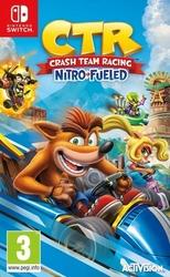Cenega Gra Nintendo Switch Crash Team Racing Nitro-Fueled