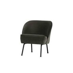 Be pure :: fotel tapicerowany vogue zielony