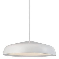 Design for the people :: lampa wisząca fura biała śr. 40 cm