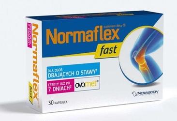 Normaflex fast x 30 kapsułek