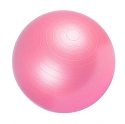 75cm różowa piłka gimnastyczna treningowa fitness