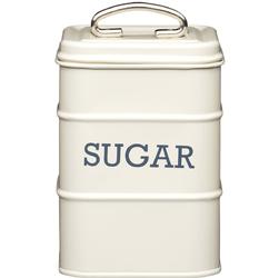 Pojemnik na cukier Kitchen Craft kremowy LNSUGARCRE
