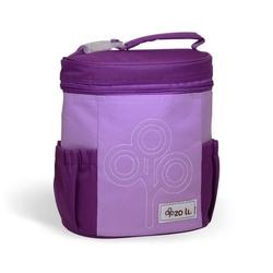 Termotorba lunchbox nomnom zoli fioletowa - fioletowy