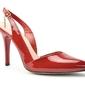Czółenka bravo moda 1317 czerwony lakier r. 38