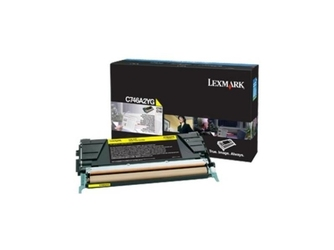 Lexmark toner c746c748 żółty c746a3yg