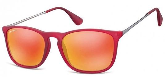 Okulary montana ms34b przeciwsłoneczne czerwone revo