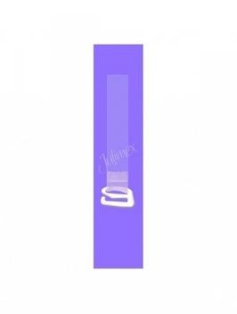 Ramiączka silikonowe julimex z metalowym zaczepem rt 102 12 mm