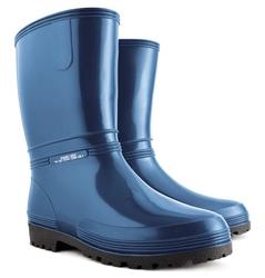 Kalosze ochronne rainny niebieskie ob e