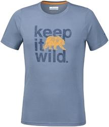 T-shirt męski columbia miller valley eo0031441