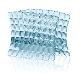 Serwetnik Tiffany niebieski